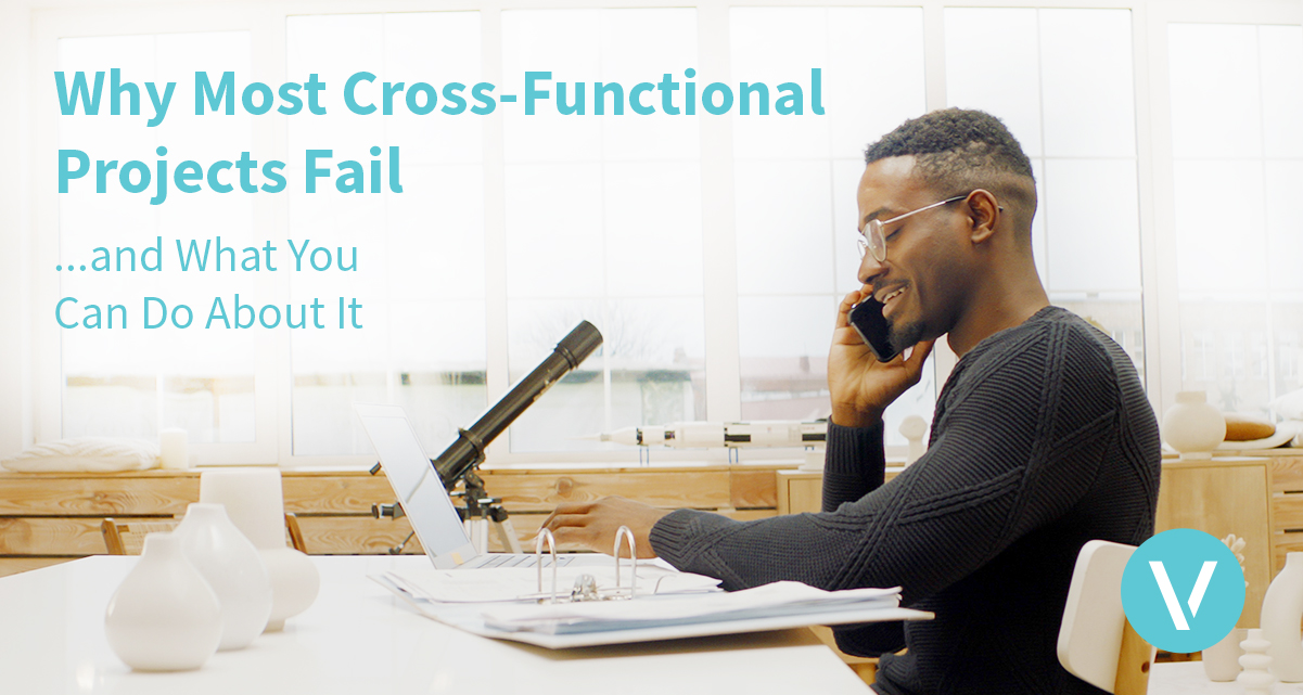 Why Most Cross-Functional Projects Fail...and What You Can Do About It