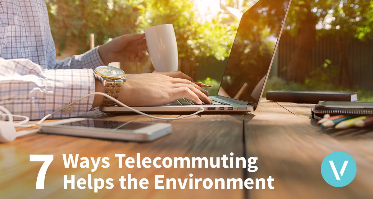 Seven Ways Telecommuting Helps the Environment