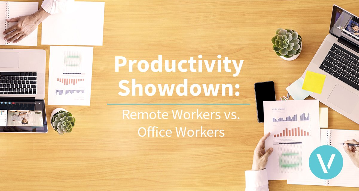 Productivity Showdown: Remote Workers vs. Office Workers