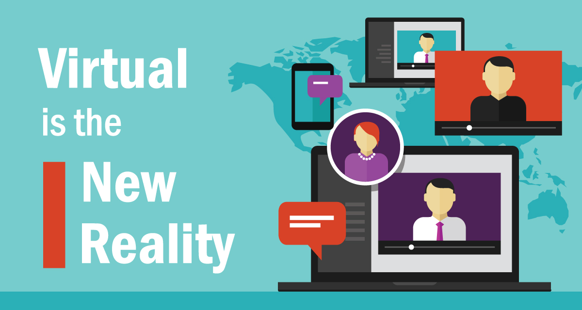 Virtual is the New Reality: 20 Keys to Managing and Attending Virtual Meetings