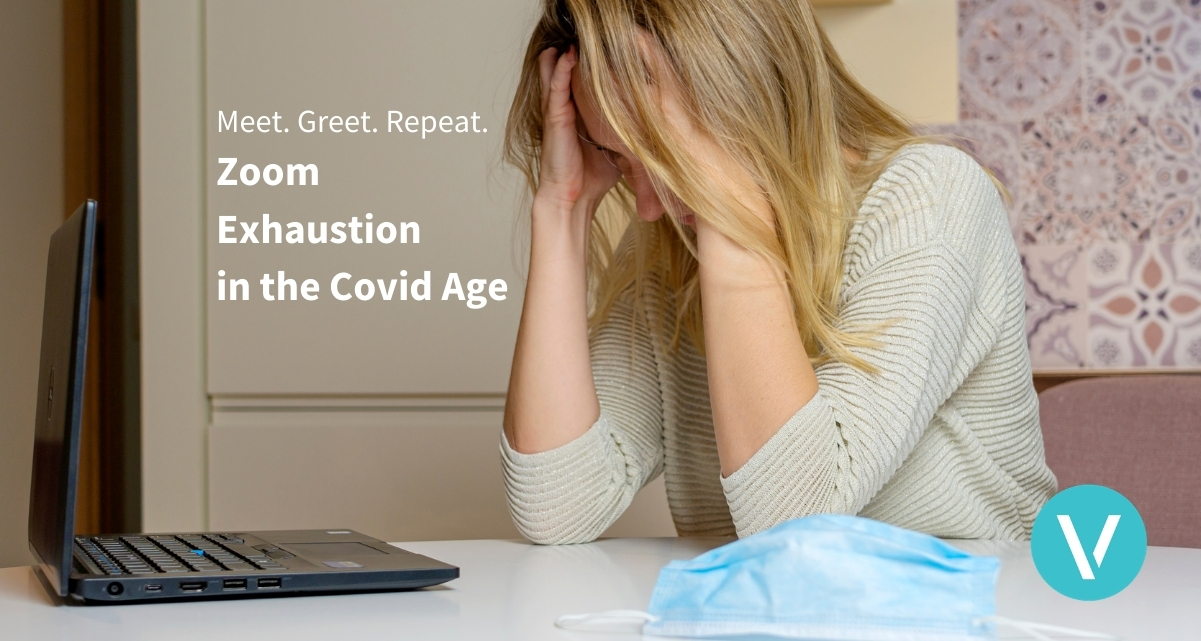 Zoom Exhaustion in the Covid Age